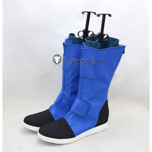 Dragon Ball Son Goku Blue Cosplay Shoes Boots