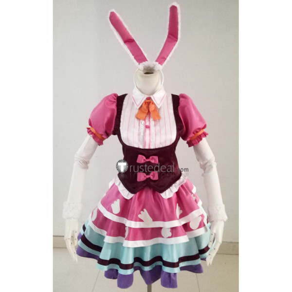The Idolmaster Cinderella Girls Nana Abe Cosplay Costume