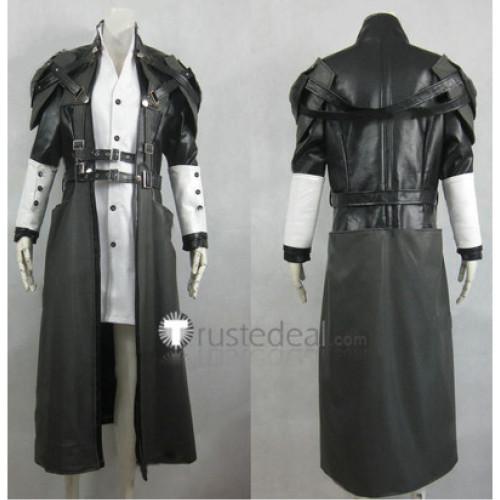 Kingdom Hearts Master Xehanort Black Cosplay Costume