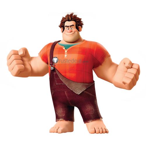 Wreck-It Ralph 2 Ralph Breaks the Internet Ralph Cosplay Costume