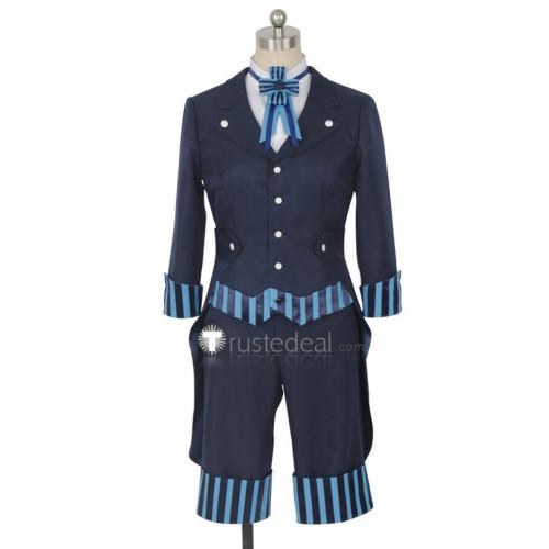 Black Butler Kuroshitsuji Book Of The Atlantic Ciel Phantomhive Cosplay Costume