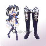 Hyperdimension Neptunia Noire Cosplay Shoes Boots