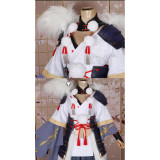 Onmyoji Ibaraki Doji Kimono Cosplay Costume2