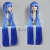Smile Pretty Cure Cure Beauty Aoki Reika Long Blue Cosplay Wigs