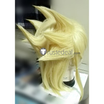 Yu-Gi-Oh! 5D's Jack Atlas Blonde Cosplay Wig