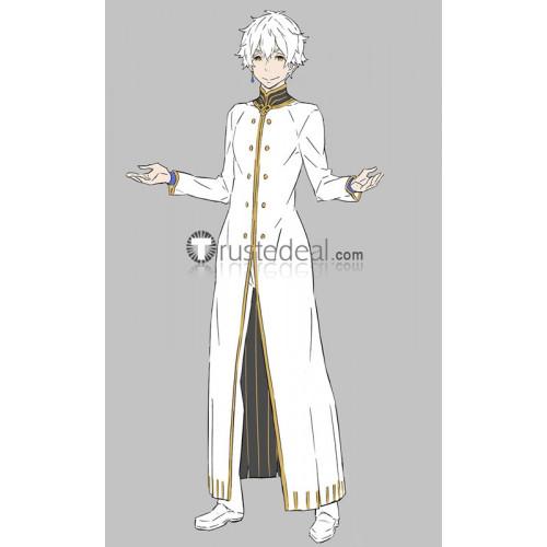 Re Zero Kara Hajimeru Isekai Seikatsu Regulus Corneas White Coat Cosplay Costume