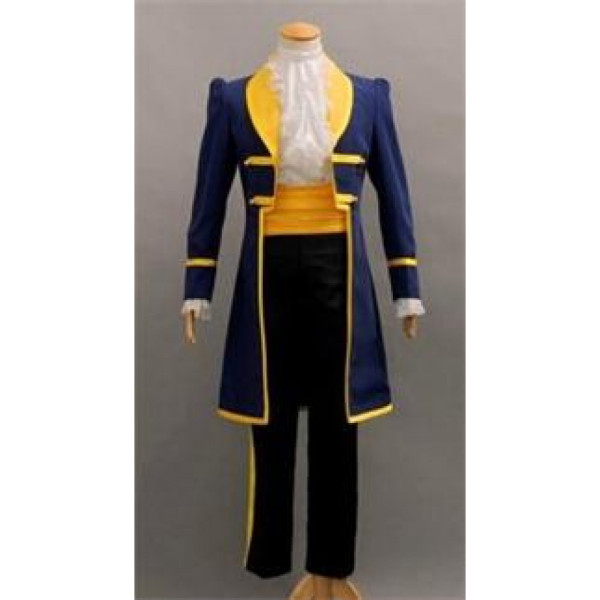 Beauty and the Beast Prince Cosplay Costume