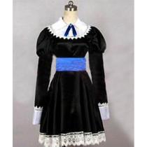 Panty & Stocking with Garterbelt Gothic Dress Cotton