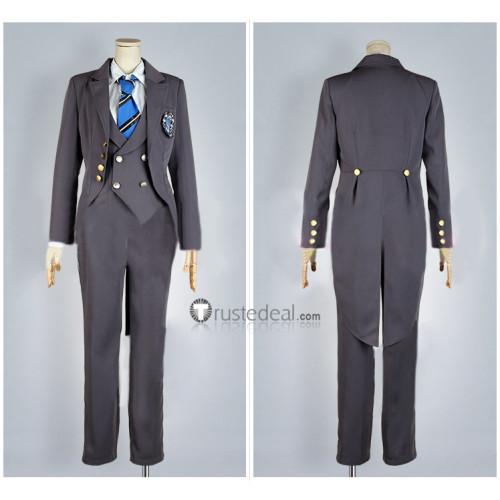 Black Butler Kuroshitsuji Public School Arc Weston College Ciel Phantomhive Cosplay Costume