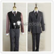 Fugou Keiji Balance Unlimited Daisuke Kambe Overcoat Cosplay Costume