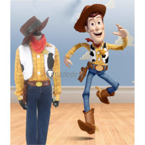 Disney Toy Story Woody Holiday Cosplay Costume