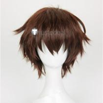Seraph of the End Owari no Serafu Yoichi Saotome Brown Cosplay Wig