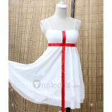 Guilty Crown YUZURIHA INORI White Black Cosplay Costumes