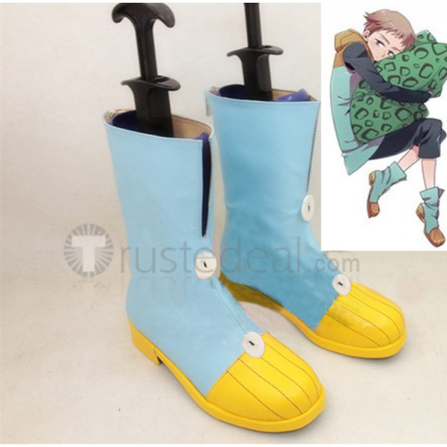 The Seven Deadly Sins King Cosplay Boots Shoes