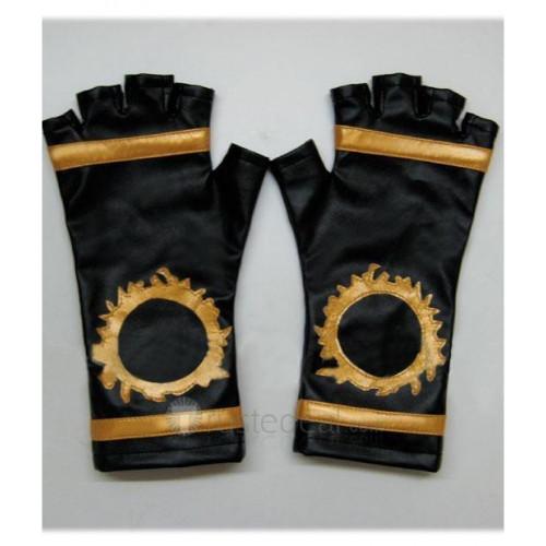 The King of Fighters Kyo Kusanagi Black Gloves