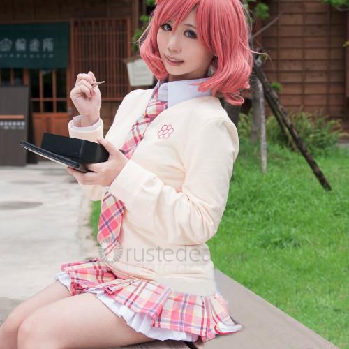 Noragami Ebisu Kofuku Binbougami Sweater Cosplay Costume