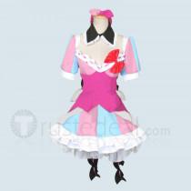 Macross Delta Makina Nakajima Cosplay Costume
