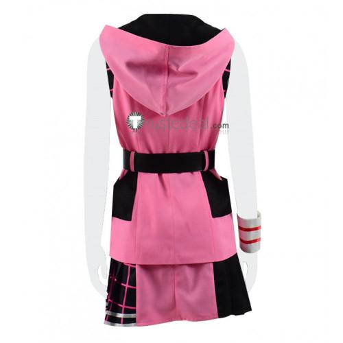 Kingdom Hearts III Princess Kairi Pink Cosplay Costume