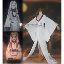 Kimetsu no Yaiba Demon Slayer Mother Spider Demon White Kimono Cosplay Costume