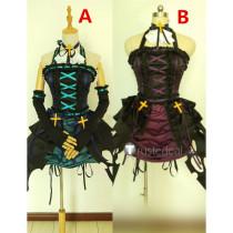 Sword Art Online Sao Sinon Konno Yuuki Little Devil Cosplay Costumes