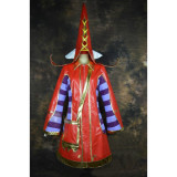 League of Legends Lulu Red Cosplay Costume