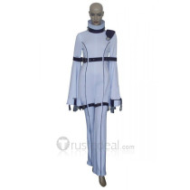 Code Geass C.C. CC White  Suit Cosplay Costume