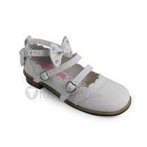 White Cute Lolita Shoes