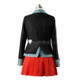 Danganronpa V3 Killing Harmony Himiko Yumeno Black Red Cosplay Costume