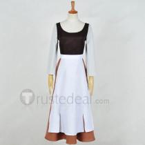 Disney Princess Cinderella Maid Suit Cosplay Costume