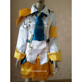 League of Legends LOL New SKin Battle Academia Lux Prestige Edition Cosplay Costume