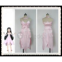 Sword Art Online Yui Sweet Pink Cosplay Dress