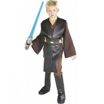 Star Wars Child Anakin Skywalker Tunic with attached shirt Cosplay Costume
