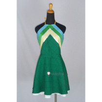 Fairy Tail Wendy Marvell Dress for Cosplay