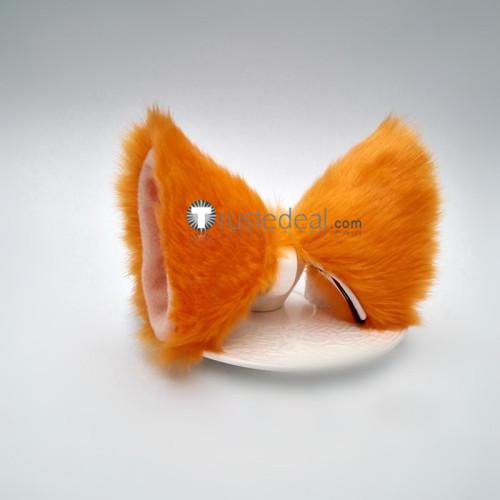 Zootopia Nick Wilde and Judy Hopps Rabbit Fox Ears Cosplay Accessories