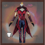 League of Legends LOL Lux Magma Cosplay Costume