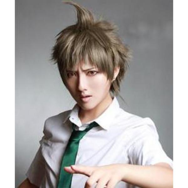 Super Danganronpa 2 Hajime Hinata Cosplay Wig