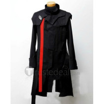 Guilty Crown TSUTSUGAMI GAI Black Cosplay Costume