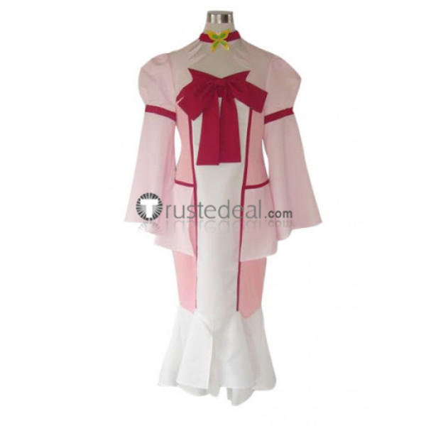 Code Geass Lelouch of the Rebellion Nunnally Lamperouge Pink Cosplay Costume