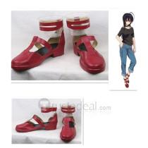 Love Chunibyo Other Delusions Touka Takanashi Red Cosplay Shoes