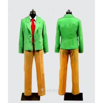 Kaichou wa Maid Sama Usui Takumi Boys Green Uniform Cosplay Costume