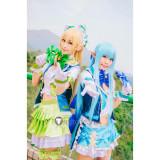 Sword Art Online Asuna Sinon Lisbeth Silica Leafa Cosplay Costume