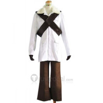 Hetalia: Axis Powers Canada Matthew Cosplay Costume