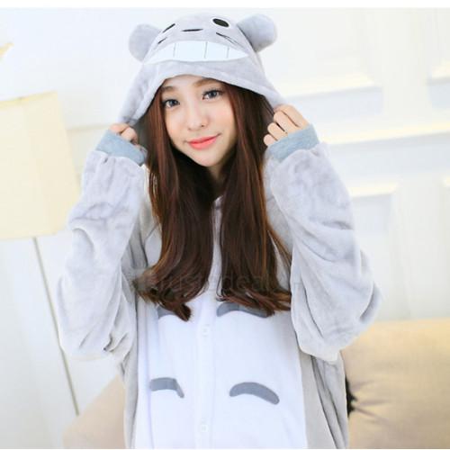 Anime Totoro Onesie Kigurumi Pajamas