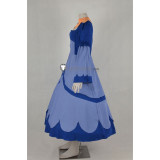 Adventure Time Ice Queen Blue Cosplay Costume