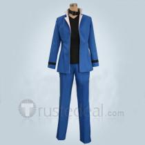 YuGiOh Yugi Muto Blue Suit Cosplay Costume