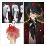 Diabolik Lovers Carla Shin Tsukinami Kino Cosplay Wigs