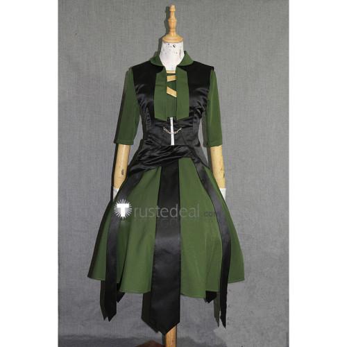 The Avengers Mr. Marvel Loki Genderbend Female Cosplay Dress