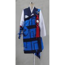 Touken Ranbu Sayo Samonji Kimono Cosplay Costume