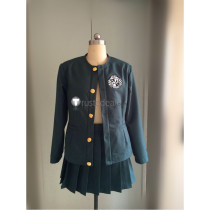 Danganronpa Zero Ryoko Otonashi Uniform Cosplay Costume