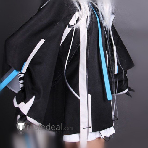 Azur Lane Kawakaze Black Cosplay Costume